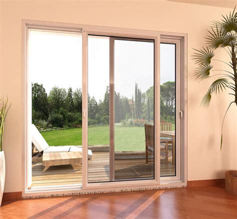 porte finestre pvc porta finestra in pvc scorrevole parallelo mdb nurith portas