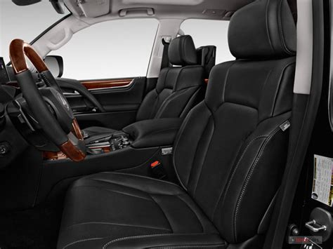 lexus lx interior lexus lx prices reviews and pictures u s
