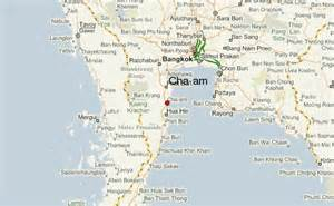 am map cha am location guide