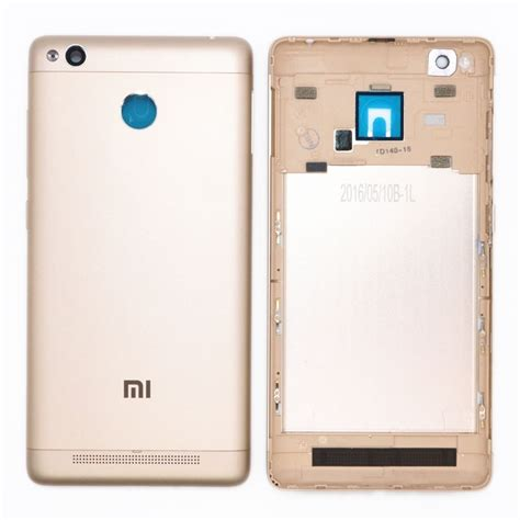 Headset Xiaomi Redmi 3s battery back cover replacement for xiaomi redmi 3s