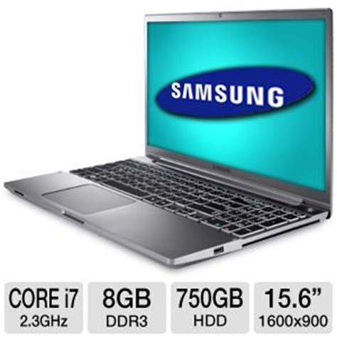 Laptop I7 Samsung buy the samsung 15 6 i7 750gb hdd laptop at