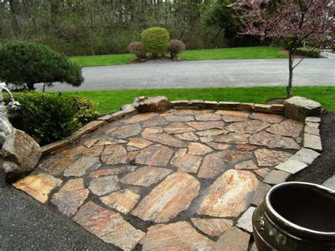 Landscape Ideas With Pavers Welldone Landscaping Bricks Images
