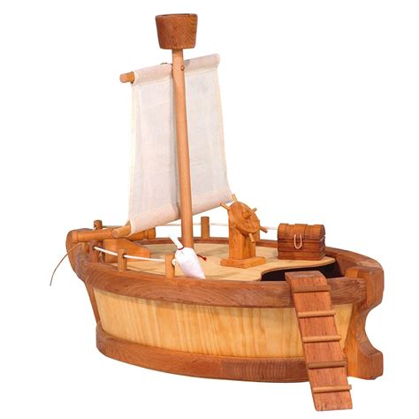 ark pirate boat ostheimer boat ark body