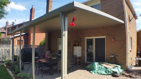 Permanent Awnings For Patios by Retractable Permanent Awnings Fabric Awnings And Patio