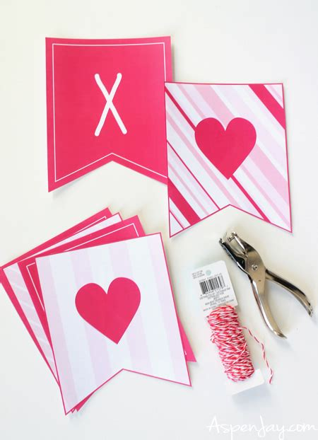 xoxo printable banner xoxo banner for valentine s day free printable aspen jay