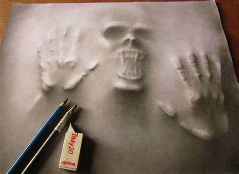 3d drawing online free 3d pencil illustrations express the struggle between my