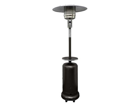 Az Patio Heaters 87 Tall Hammered Silver Patio Heater 87 Patio Heater