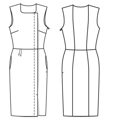 flat pattern not working in drawing the sewing lawyer june 2012