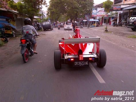Ferrari F1 Replica Funny Autonetmagz
