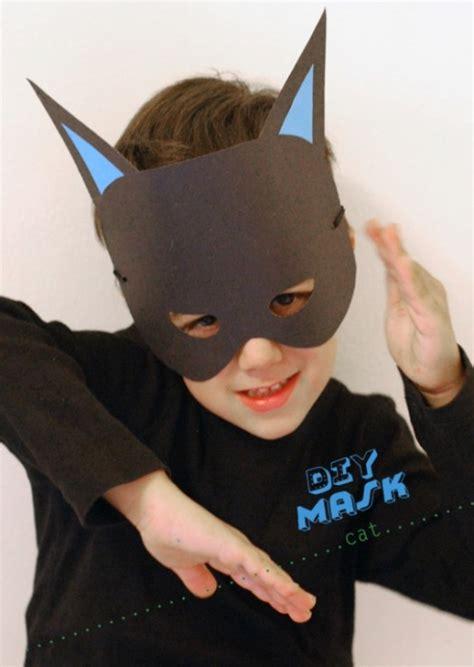 diy cute kids animal mask  halloween kidsomania
