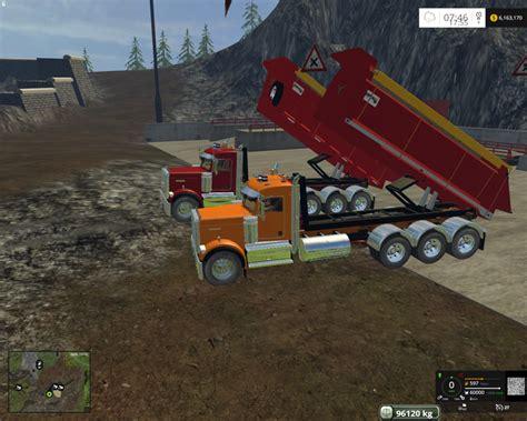 Miners Ls by Volqueta Joper V 1 0 Trailer Farming Simulator 2017