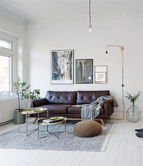 wohnzimmer light leather on a light floor wohnzimmer wohnen und