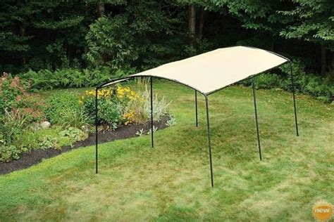 outdoor boat canopy outdoor canopy carport frame car shelter 9 x 16 portable