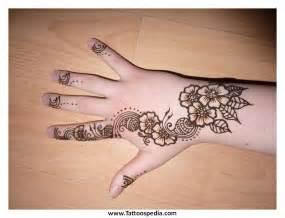 Henna Lotus Flower Designs Lotus Flower Henna Designs 4 Tattoospedia
