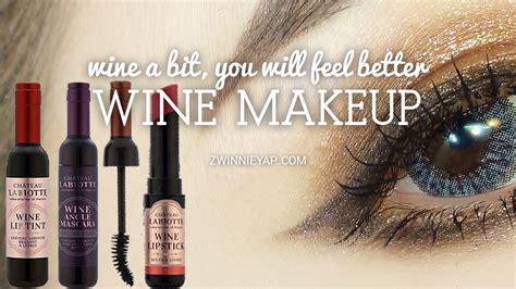 Chateau Labiotte Wine Angle Mascara Lash Fixer Original category lipgloss zwinnieyap