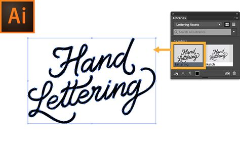 hand lettering tutorial illustrator how to create lettering adobe creative cloud mobile apps