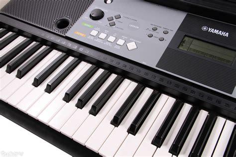 Keyboard Yamaha E233 Yamaha Psr E233 Gearnuts