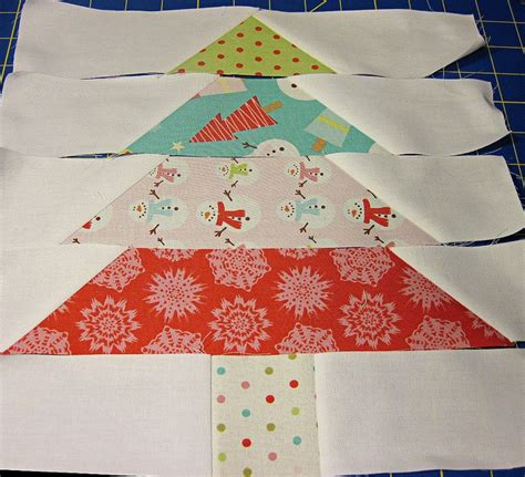 patchwork christmas tree christmas quilts pinterest