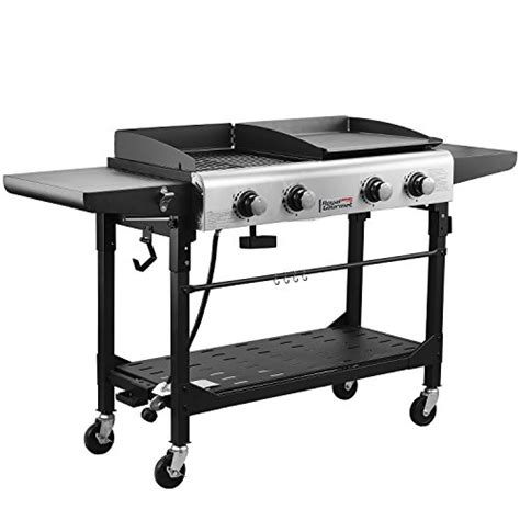 backyard grill 4 burner gas grill review royal gourmet premium gd401 outdoor 4 burner propane gas