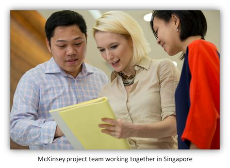 Mckinsey Mba Hires by What Mckinsey Seeks In Mba Hires Page 4 Of 7