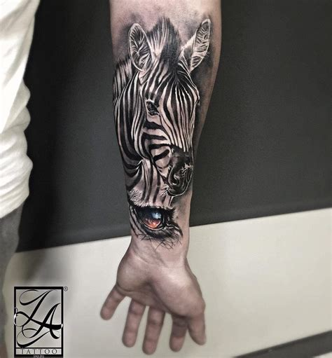 zebras tattoo zebra tattoos zebra tattoos and