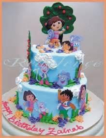 创意儿童生日蛋糕 3