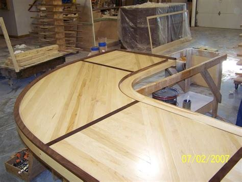 Wood Bar Top Finishes by Bar Tops