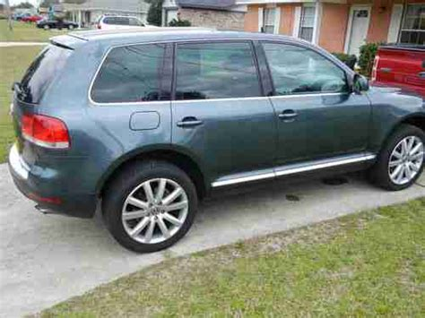 how to sell used cars 2004 volkswagen touareg parking system purchase used 2004 vw touareg v10 tdi in pensacola florida united states