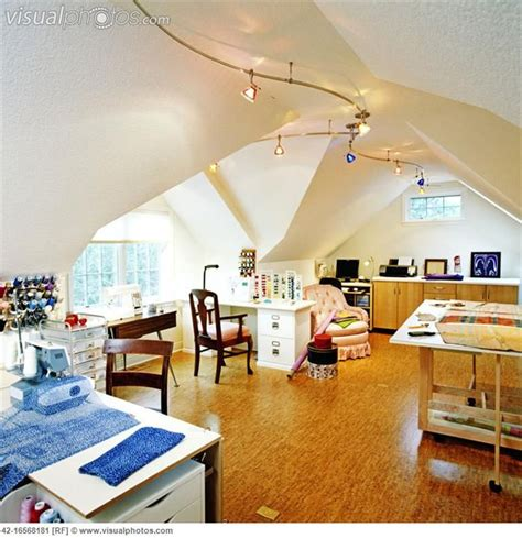attic craft room ideas attic sewing room quilting