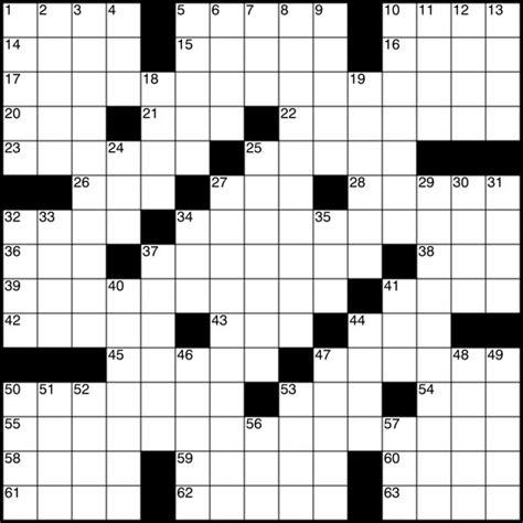 Universal Crossword Puzzle   Games & Puzzles   Smithsonian