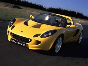 Lotus Vehicles 2002 Lotus Elise Lotus Car Picture