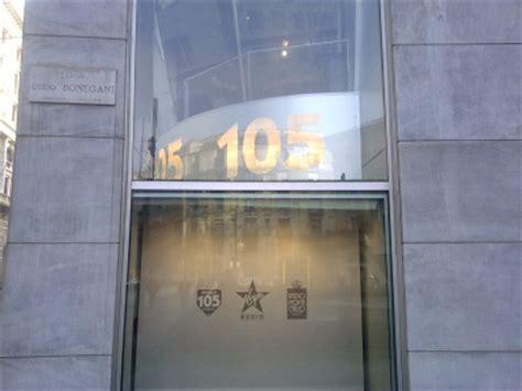 sede radio 105 un a radio 105 rmc radio 1 deeario