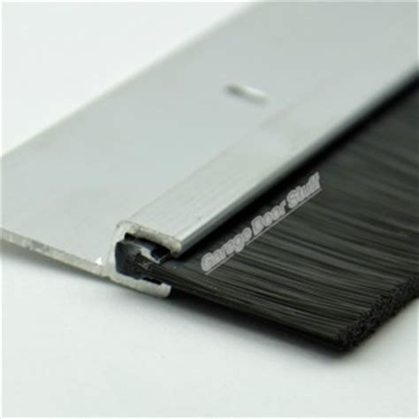 Brush Door Sweeps For Exterior Doors Commercial Door Sweep Brush Seal