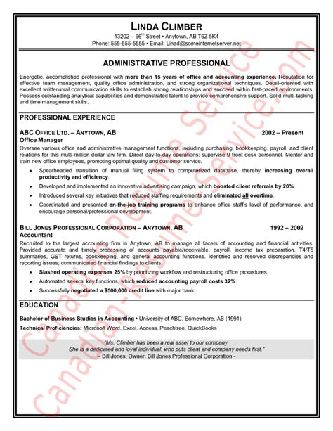 collection of solutions sample resume canada format with