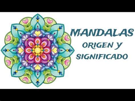 tattoo mandala que significa mandalas origen y significado youtube