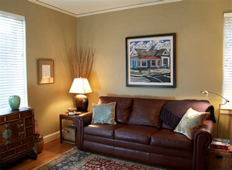 Room Color Design by Durham Residence Traditional Living Room Other By