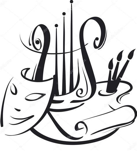 imagenes y simbolos en las artes s 237 mbolos del arte vector de stock 169 nikd 64082797