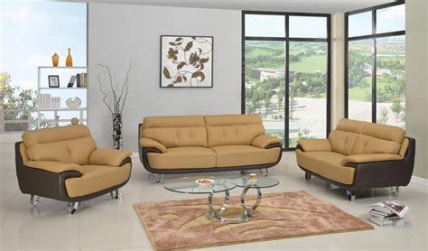 two tone living room furniture 2 pcs two tone living room set