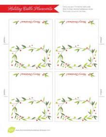 25 unique christmas place cards ideas on pinterest