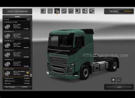 download mod game hp awesome euro truck simulator 2 blog volvo engine upgrades