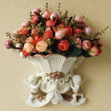 fiori a domicilio low cost 17 migliori idee su vasi a parete su appendere