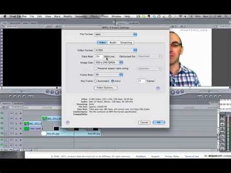 final cut pro youtube settings final cut pro mp4 export settings youtube
