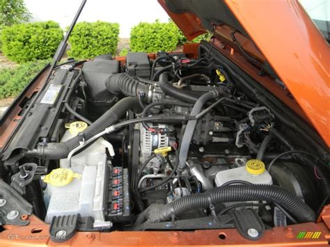 3 8 Jeep Engine 2011 Jeep Wrangler Unlimited 4x4 3 8 Liter Ohv 12