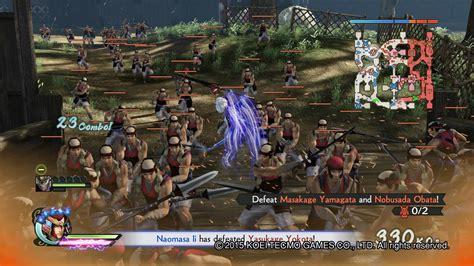 Samurai Warriors 4 Ii Bd Ps4 An 225 Lisis Samurai Warriors 4 Ii