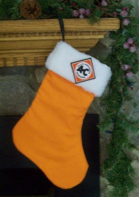 allis chalmers tractor christmas stocking holiday gift ebay