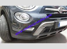 Fiat 500X Cross con Sensori di parcheggio anteriori Range Rover Velar