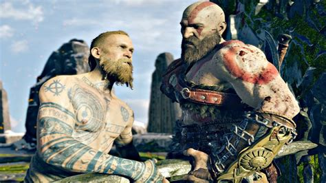 god of war 4 baldur son of odin boss fight 12 god of