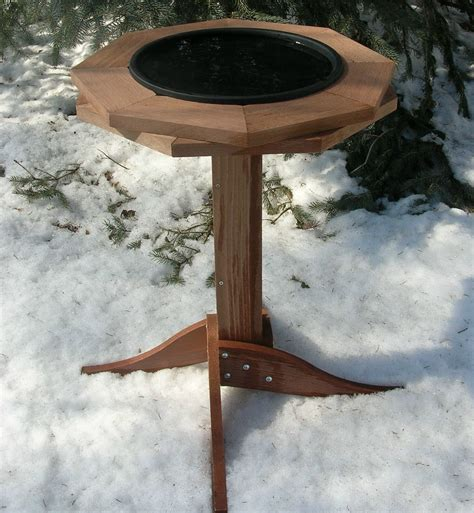 backyard chirper songbird essentials heated bird bath