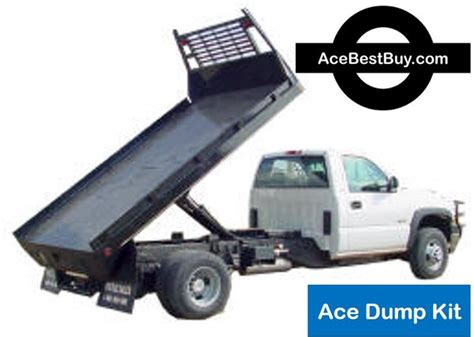 dump bed kit ace 28000 lbs dump kit 12 18 bed acebestbuy com
