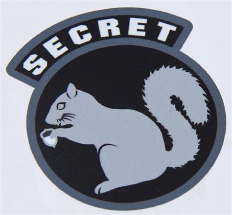 Tactical Morale Stickers secret squirrel combat tactical morale car
